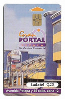 Guatemala, Ladatel,  Used Chip Phonecard, No Value, Collectors Item, # Guatemala-21 - Guatemala