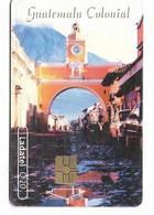 Guatemala, Ladatel,  Used Chip Phonecard, No Value, Collectors Item, # Guatemala-22 - Guatemala