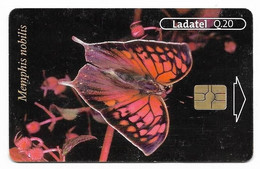 Guatemala, Ladatel,  Used Chip Phonecard, No Value, Collectors Item, # Guatemala-23 - Guatemala