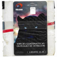Guatemala, Ladatel,  Dummy (trial) Phone Card, Sealed In Blister, No Value, Collectors Item, # Guatemalatrial-1 - Guatemala