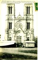 N°4689 R -cpa Neuvizy -église Consacrée à Notre Dame De Bon Secours- - France