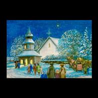 040 - Christmas, Nöel, Weihnachten, Navidad, Natale - New Year - Christmas Season Used - Natale