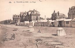 14-VILLERS SUR MER-N°T2642-H/0119 - Villers Sur Mer