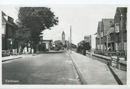 Zandvoort - Zicht Op De Kerk - Uitgave Rubens, Middelburg - 1951 - Zandvoort