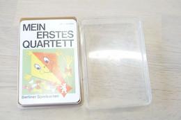 Speelkaarten - Kwartet, Mein Erstes Quartett , 631 6744, Berliner Spielkarten *** - - Cartes à Jouer Classiques