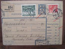 1939 Böhmen Und Mähren Praha Nemecky Brod Air Mail Cover Deutsches Reich Allemagne Havlíčkův - Lettres & Documents