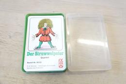 Speelkaarten - Kwartet, Der Struwwelpeter Nr 50322 Vintage, Schmid, 100 Years Anniversary Jahren *** - Cartes à Jouer Classiques