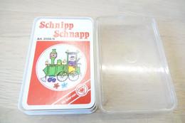 Speelkaarten - Kwartet, Schnipp Schnapp,  ASS, Nr 3104/9, *** - - Cartes à Jouer Classiques