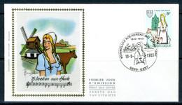 (B) 2100 FDC Z/s 1983 - 20ste Tinekesfeesten Te Heule. - FDC