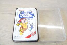 Speelkaarten - Kwartet, Die Klexe,  ASS, Nr 3016/6, *** - - Cartes à Jouer Classiques