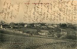 190920 - 46 SERIGNAC Vue Générale Prise Du Midi - 1908 - Autres Communes