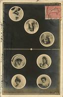 190920 - SURREALISME ARTISTE THEATRE COMEDIENNE - Jeu Carte à Jouer Domino - Artisti