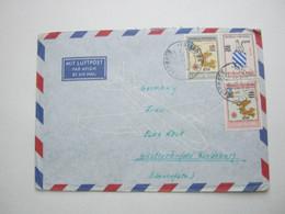 1959 , Portugiesisch India, Brief Nach Deutschland - Inde Portugaise