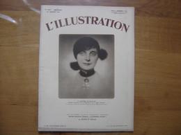 1931 ILLUSTRATION 4587 COMTESSE NOAILLES 1ERE FRANCAISE PROMUE COMMANDEUR LEGION D'HONNEUR LETTRES INEDITES PROUST - Geschiedenis