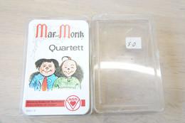 Speelkaarten - Kwartet, MAX UND MORITZ QUARTETT,  ASS, Nr 3001/3, *** - - Cartes à Jouer Classiques