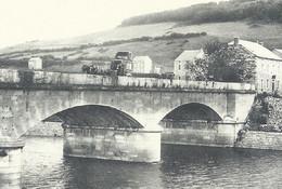 +++ CPA - HAMOIR - Le Pont - Malle Poste   // - Hamoir