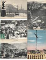 LOT 1500 CPA ET CPSM(petit Format) DE LOURDES (1900/1960). - 500 Cartoline Min.