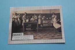 KOOKLES In VAKSCHOOL O.L.V. In BROECHEM > Ranst ( Project Kempen Kookt / Ontwerp Dasi ) 2012 ! - Ranst