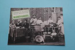 SOEPBEDELING OP SCHOOL (EERSTE WERELDOORLOG) > Rijkevorsel ( Project Kempen Kookt / Ontwerp Dasi ) 2012 ! - Rijkevorsel