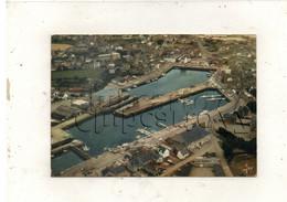 Paimpol (22) : Vue Aérienne Au Niveau Du Quartier Du Port En 1971 (animé) GF. - Paimpol