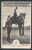 "+++ CPA - Militaria - ""Koenigliche - Grossherzogliche - 1890 - 1900 - Militaire - Soldat - Uniforme - Illustrateur // - Uniformes"
