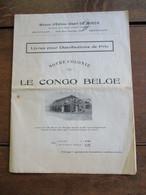 Oude CATALOOG    Bruxelles   Maison D édition  ALBERT  DE  BOECK - Programmes