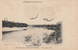 Rivière Gambie - Gambia