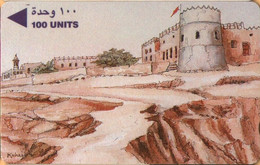 Bahrain - GPT, 3BAHC, Rifa'A Fort, 1990,Used - Bahrein