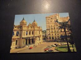 CP Monaco - Monté Carlo - Le Casino Ete L'hotel De Paris - Monte-Carlo