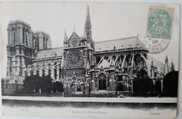 75 - PARIS  -Eglise De Notre Dame - Eglises