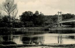 Verneuil * Le Bac * Péniche Batellerie Barge Chaland - Autres Communes