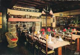87. CPSM. PEYRAT LE CHATEAU - Salle à Manger De L'hotel Des Voyageurs -  Scan Du Verso  - - France