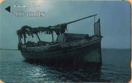 Bahrain - GPT, 48BAHD, Jalbout, Boat, 200U, Used - Bahrein