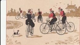 Chromos Image Cyclisme Vélo - Sport