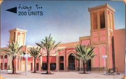 Bahrain - GPT, 24BAHB, Bahrain International Exhibition Centre, 1993,Used - Bahrein