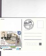 Slovakia, Timbres Occasionnels Štefánik, 125 Výročie Narodenia, Košariská, Muzeum, Tirage 300 Only - Postal Stationery