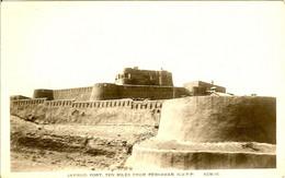 CARTE PHOTO JAMRUD FORT TEN MILES FROM PESHAWAR JAMRUD FORT À DIX MILLES DE PESHAWAR - Afghanistan