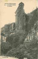 46 - Laroque-Toirac - Le Château - Voyagée En 1919 - CPA - Voir Scans Recto-Verso - Autres Communes