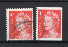 AUSTRALIA Yt. 322° Gestempeld 1966-1970 - 1966-79 Elizabeth II