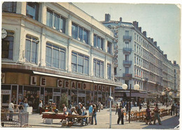 CPM De LYON (69) – Rue De La République (piétonne). Le Grand Bazar. Editions Trolliet - Sin Clasificación