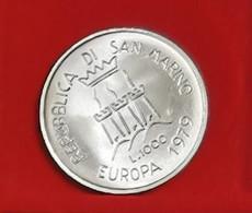 SAN MARINO 1979 1000LIRE - San Marino