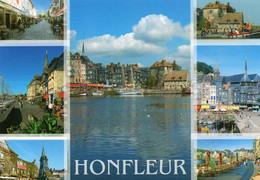 CPM - J - CALVADOS - HONFLEUR - MULTIVUES - Honfleur