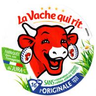 """LA VACHE QIU RIT"" 16 Portions. - Cheese"