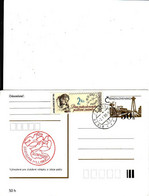 Slovakia, Timbres Occasionnels 1.1.1993 Vznik Slovenska, Establishment Of Slovakia - Postal Stationery