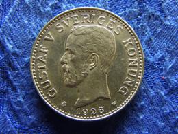 SWEDEN 2 KRONOR 1926, KM787 Scratch - Suecia