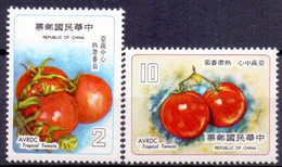 Taiwan 1978 Tomaten Serie PF-MNH - Agriculture