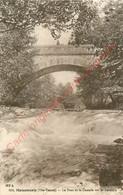87.  MAISONNAIS .  Le Pont Et La Cascade Sur La Tardoire . - France