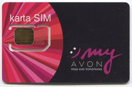 GSM Sim Card, My Avon - Polen