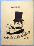 Programme Branquignols Ah ! Les Belles Bacchantes 1953 - Programmes