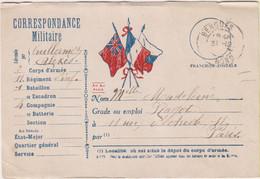 SP - Correspondance Militaire - - Sin Clasificación
